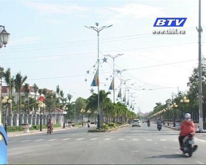 Thành phố Bạc Liêu trên đường phát triển 08/04/2013