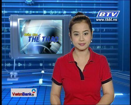 Bản tin thể thao 07/04/2013