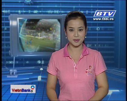 Bản tin thể thao 09/04/2013