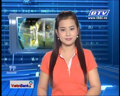 Bản tin thể thao 10/04/2013