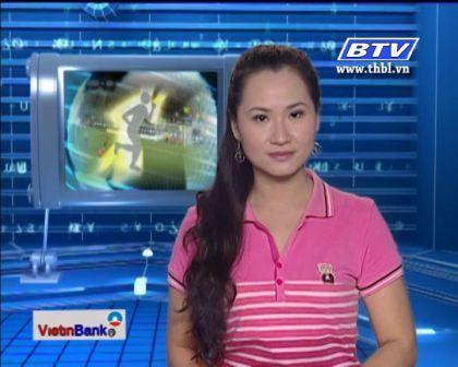 Bản tin thể thao 11/04/2013