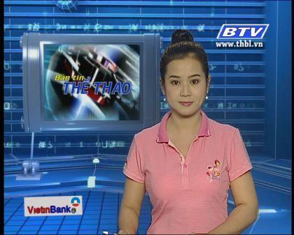 Bản tin thể thao 27/04/2013