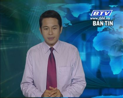 Bản tin truyền hình 30/05/2013