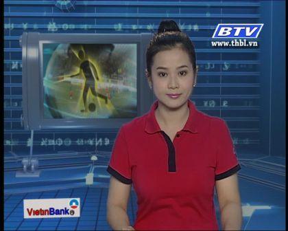 Bản tin thể thao 12/05/2013