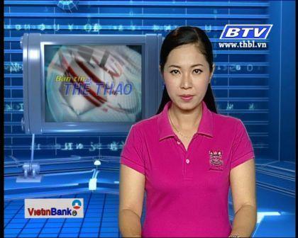 Bản tin thể thao 14/05/2013