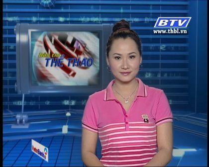 Bản tin thể thao 15/05/2013