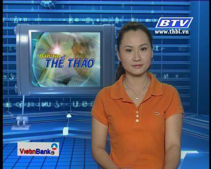 Bản tin thể thao 27/05/2013