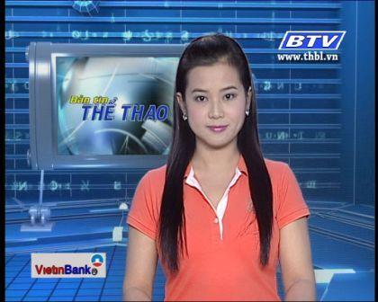 Bản tin thể thao 30/04/2013