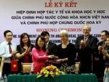 Hoa Kỳ hỗ trợ Việt Nam xây Trung tâm An ninh y tế toàn cầu