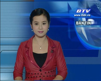 Bản tin truyền hình 21/6/2013