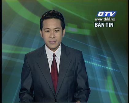 Bản tin truyền hình 23/6/2013