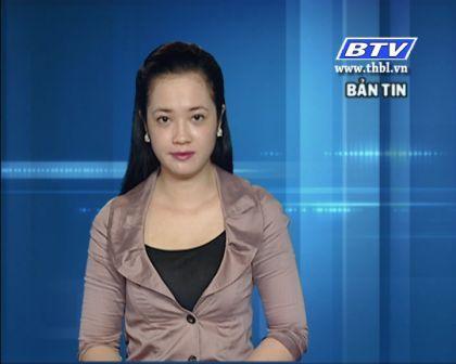 Bản tin truyền hình 31/05/2013