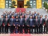 Chủ tịch nước trao quyết định bổ nhiệm Đại sứ, Tổng lãnh sự Việt Nam