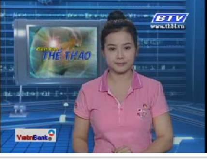 Bản tin thể thao 05/6/2013
