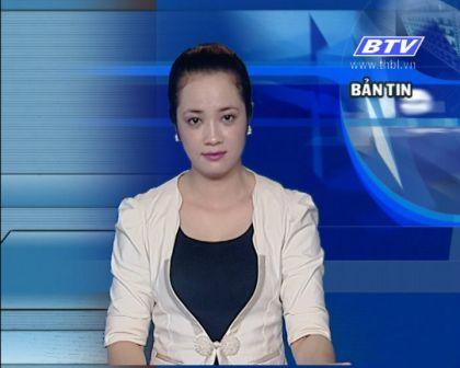 Bản tin truyền hình 22/7/2013