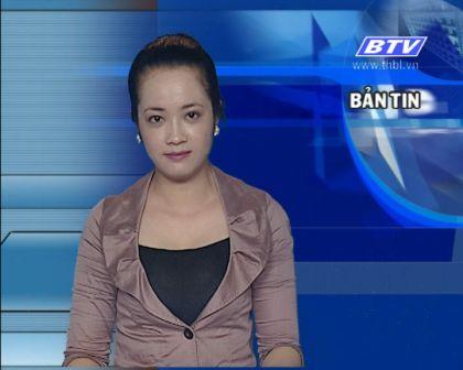 Bản tin truyền hình 24/7/2013