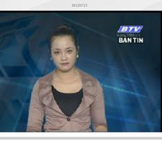 Bản tin truyền hình 12/7/2013