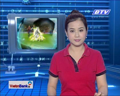 Bản tin thể thao 29/7/2013