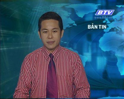 Bản tin truyền hình 07/8/2013