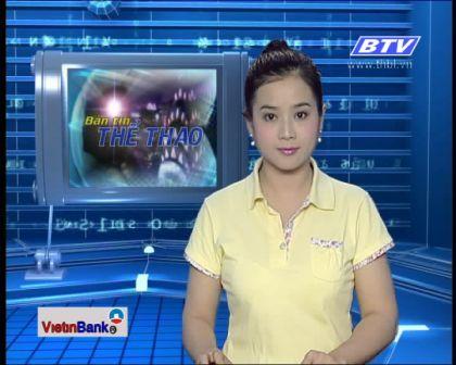 Bản tin thể thao 02/8/2013