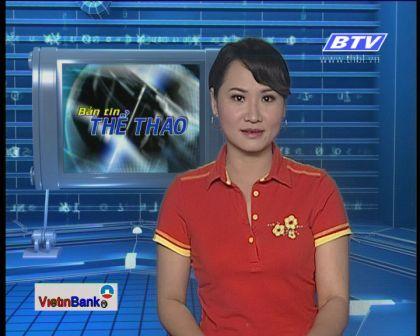 Bản tin thể thao 03/8/2013