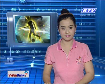 Bản tin thể thao 05/8/2013