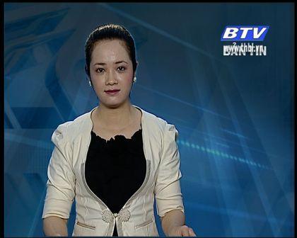Bản tin truyền hình 08/9/2013