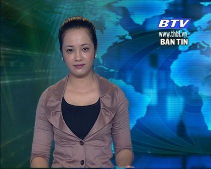 Bản tin truyền hình 29/8/2013