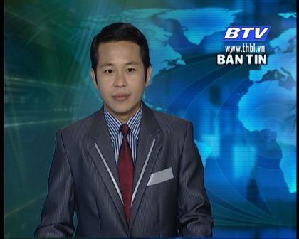Bản tin truyền hình 30/8/2013