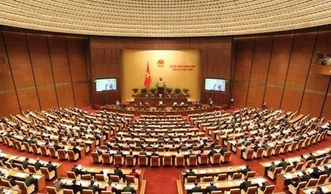 Quốc hội thông qua danh sách 50 cán bộ lãnh đạo chủ chốt được lấy phiếu tín nhiệm  Chủ tịch Quốc hội Nguyễn Sinh Hùng: Việc lấy phiếu tín nhiệm phải thận trọng, công tâm