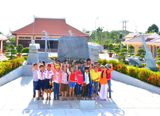 Sơ khảo Giọng ca nhí Hò Xự Xang Xê Cống 2015 tại tỉnh Bạc Liêu