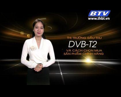 Thị trường đầu thu DVB-T2