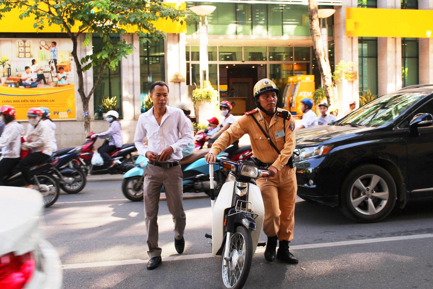 Từ 1/8 lỗi vi phạm luật giao thông có thể bị xử phạt lên tới 75 triệu đồng