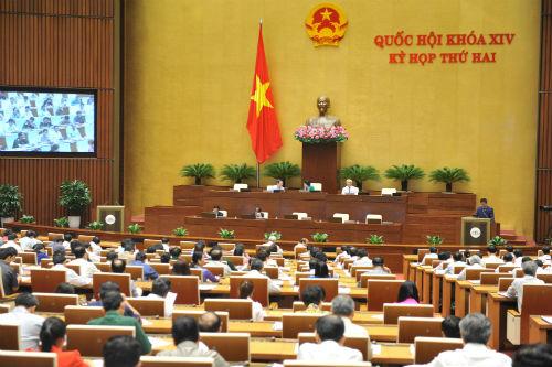 Quốc hội thảo luận kế hoạch 10 triệu tỷ đồng tái cơ cấu nền kinh tế