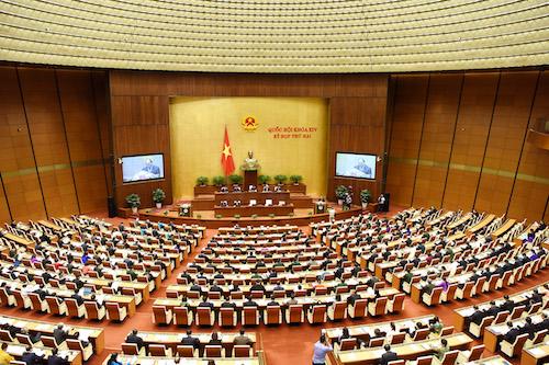 Quốc hội sửa đổi danh mục ngành nghề kinh doanh có điều kiện