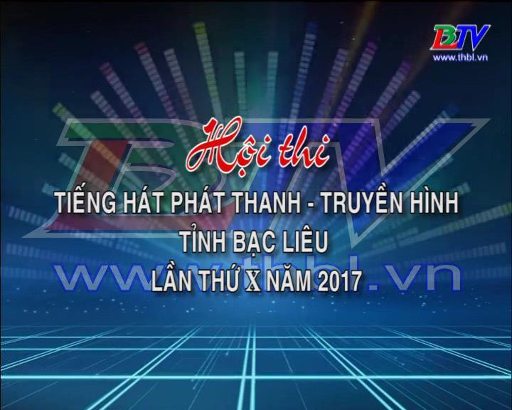 Trailer Tiếng hát PT-TH Vòng chung kết 2017