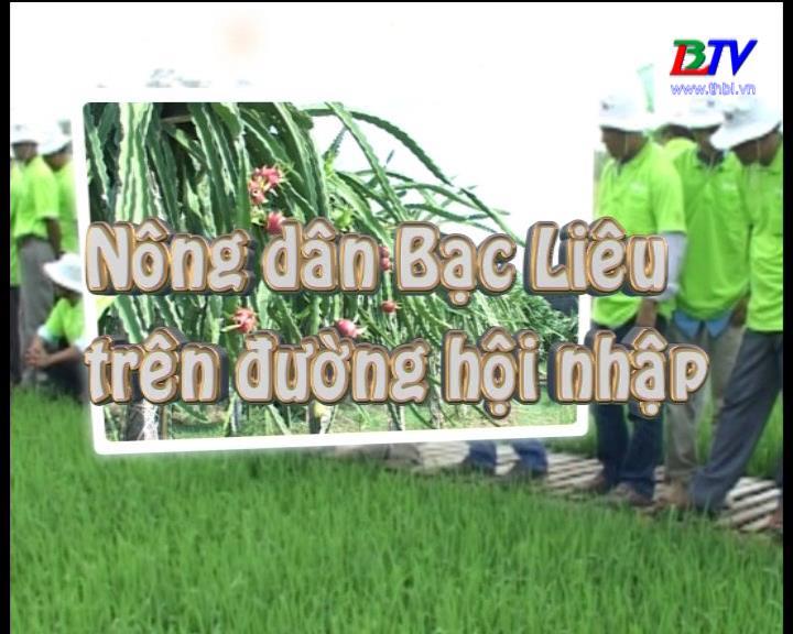Nông dân Bạc Liêu trên đường hội nhập 01/10/2018