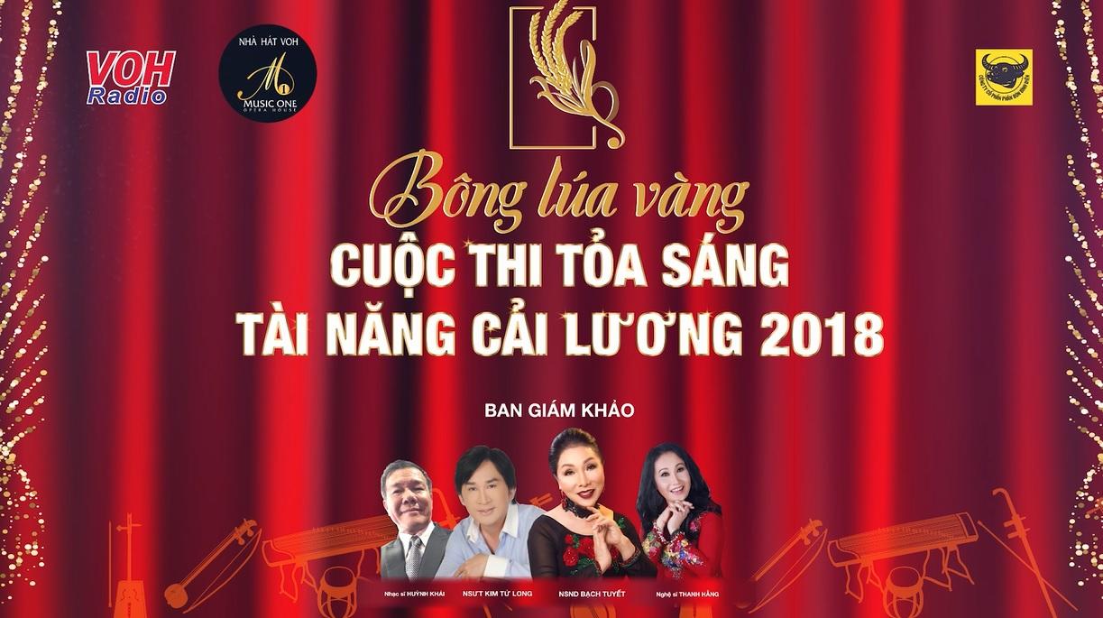 Bông lúa vàng 2018 – Ban giám khảo