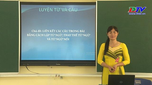 Tiếng Việt 5: Luyện từ và câu – 21/5/2020