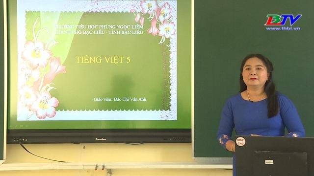 Tiếng Việt 5 – Tập làm văn: Ôn tập về tả người – 29/5/2020